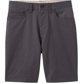 "Prana Ulterior Shorts 9"" Men charcoal"